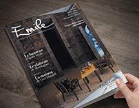 Emile Garcin, le magazine