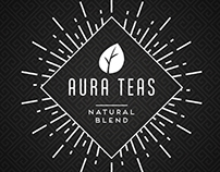 Aura Teas - Branding & Packaging