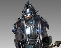 Admiral Yi Sun-Sin: Cyberpunk