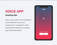 Jojo Voice App - Video Promotion