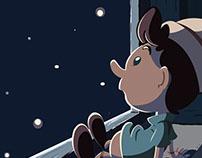 "Pinocchio - Concorso ""Battello a Vapore"""