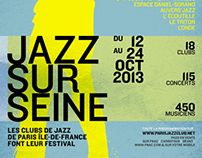 Paris Jazz Club Festival 2013
