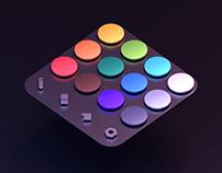 VR Color Picker