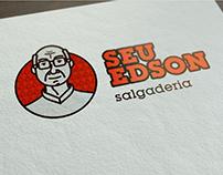 Seu Edson Salgaderia