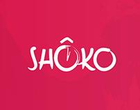 Flyer evento fin de año 2016 Shoko, BCN