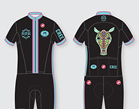 Austin Tri-Cyclist - Cyclocross Team Kit - 2014