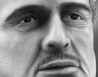 Don Vito Corleone - The Godfather