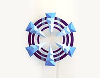 Swirl - Kinematic Sculpture