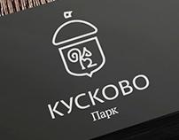 Концепция логотипа парка «Кусково»