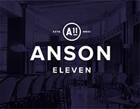 Anson Eleven Branding