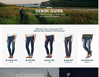 prana.com Denim Guide
