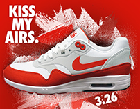 Air Max Day Ads!