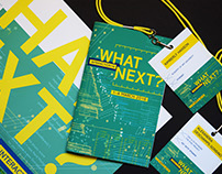 Interaction 16 // Design Conference Materials