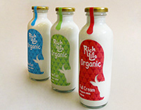 Rich Life Organic Milk