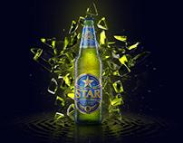 STAR BEER Keyvisual