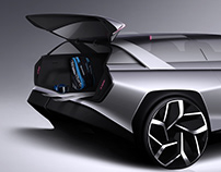 MESH_Hatchback Concept_