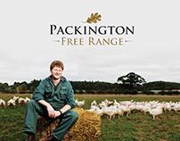 Packinton Free Range Branding