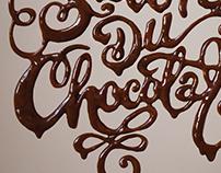 Le Salon Du Chocolat Event Poster