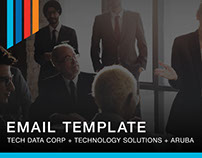 Technology Solutions Email Template