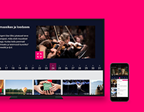 TV applications for Estonian Public Broadcasting