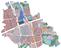 Mokotowska Zaprasza-mapka
