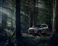 Lexus LX | Patrick Curtet