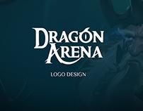 Dragon Arena Logo Design