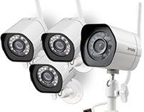 The best wireless indoor and outdoor home security