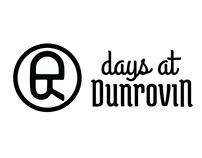 Days at Dunrovin Logo