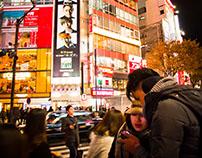 A Tokyo Evening