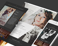 Simonna Weddings - Branding & Webdesign