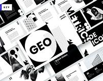 GEO Geometry Multipurpose Template