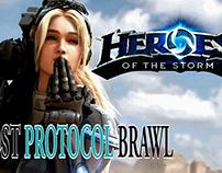 HotS - Ghost Protocol Brawl