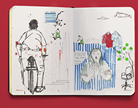 Sketchbook 2015