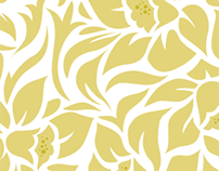 Passion Project | Pattern design