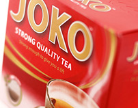 JOKO TEA - PACKAGING UPGRADE
