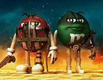 M&M's MOVIE MANIA