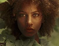 Portraits of Adima