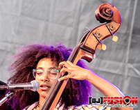 Newport Jazz Festival: Esperanza Spalding (2017)