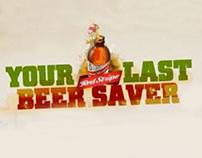 Red Stripe - Last Beer Saver