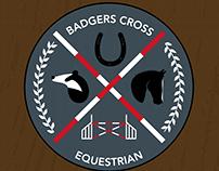 Logo Design - Badgers Cross
