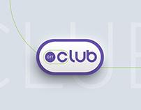 OffClub Brand Identity