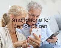 Smartphone for Senior Citizen