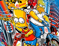 The Simpsons Racing
