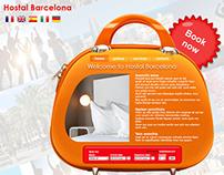 Web design accommodation · budgetplaces.com