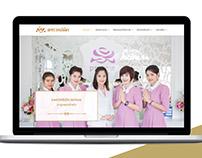 Praew Clinic Website