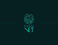 Profissão Vet - Branding Design