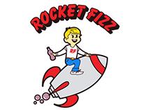 Rocket Fizz Rebrand