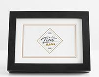 """Logo """"Les Têtes fluides"""". A photography website."""