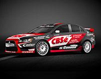 2015 Mitsubishi Lancer TN Clase 3 - Argentina - JP Koch